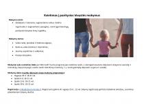 Kvietimas į pozityvios tėvystės mokymus 1